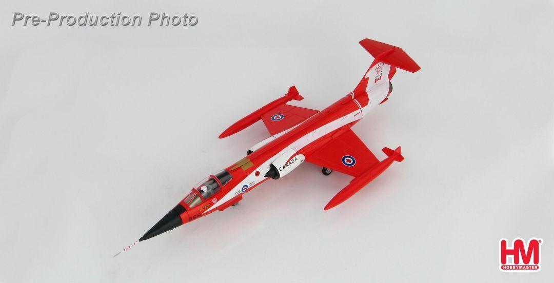 Hobby Master HA1037, CF-104 Starfigher  Coke Bottle , 104868, 421 Squadron, CAF,