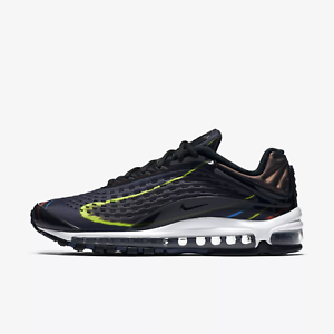 finest selection 9acb1 1da47 Image is loading Men-039-s-Nike-Air-Max-Deluxe-Shoe-