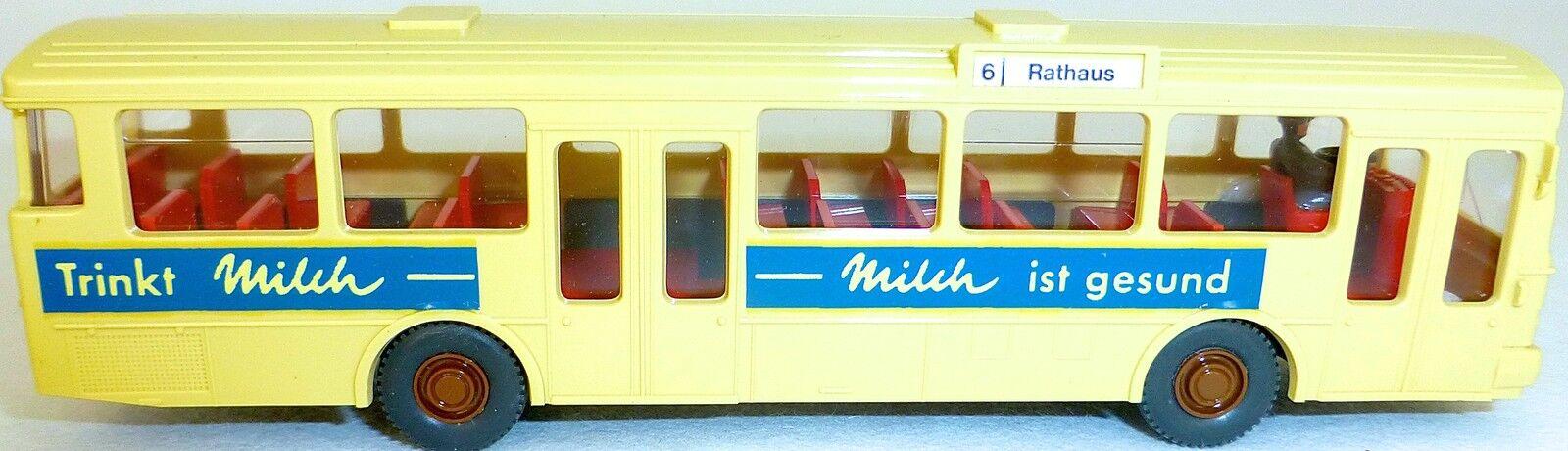 9 Hôtel de Ville Boit Lait Jedentag MB o305 Gesupert de Wiking Bus H0 1 87 GD4 Å