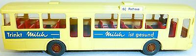 9 Municipio Beve Latte Jedentag Mb O305 Gesupert Da Wiking Bus H0 1:87 Gd4 Å *-mostra Il Titolo Originale Comodo E Facile Da Indossare