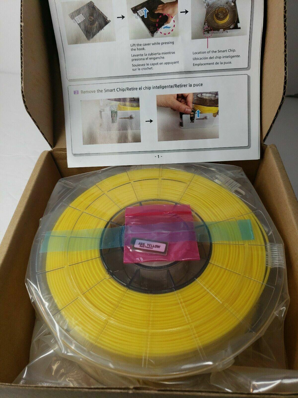 Stanley 3D Peinter Refill Filament. St2dp1aye-r ABS, Yellow