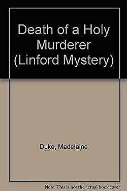 Death of a Holy Murderer by Duke, Madelaine-ExLibrary