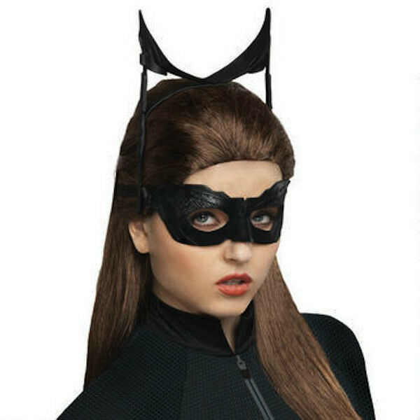 The Dark Knight Rises Adult Catwoman Wig Brand New Limited Edition Rare