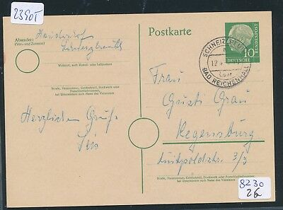 Ga 1956 AnpassungsfäHig 23905 Landpost K2 Schneizlreuth über Bad Reichenhall