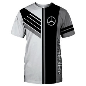 MERCEDES-BEN-AMG-GLA-GLE-GLC-MAYBACH-Top-Gift-Man-039-s-T-Shirt-3D-SIZE-S-TO-5XL