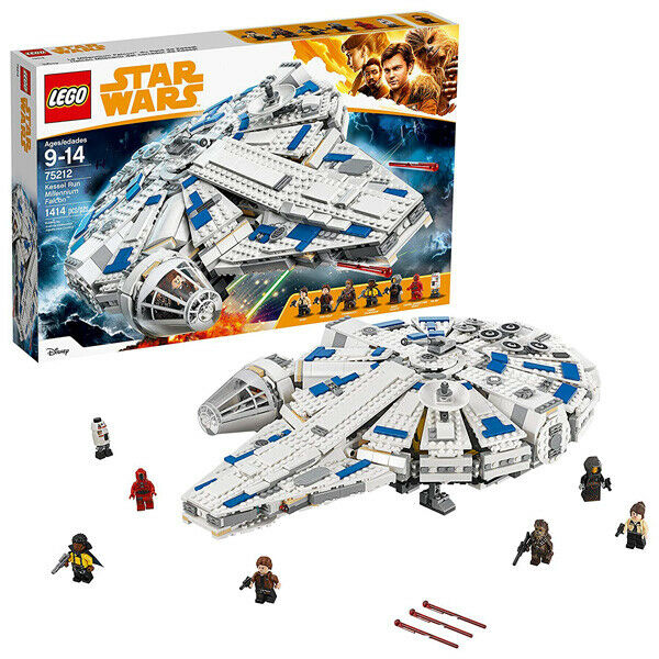 Star Wars Kessel Run Millennium Falcon set (75105)