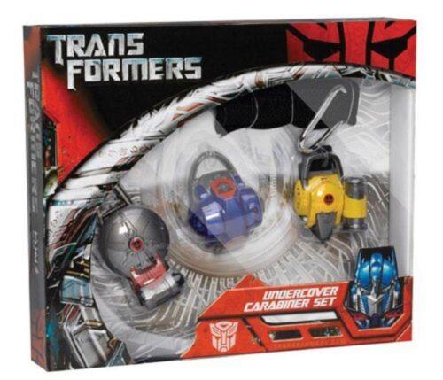 Transformers Undercover ensemble comprend Dispositif D/'écoute Capteur Mouvement Nuit portée