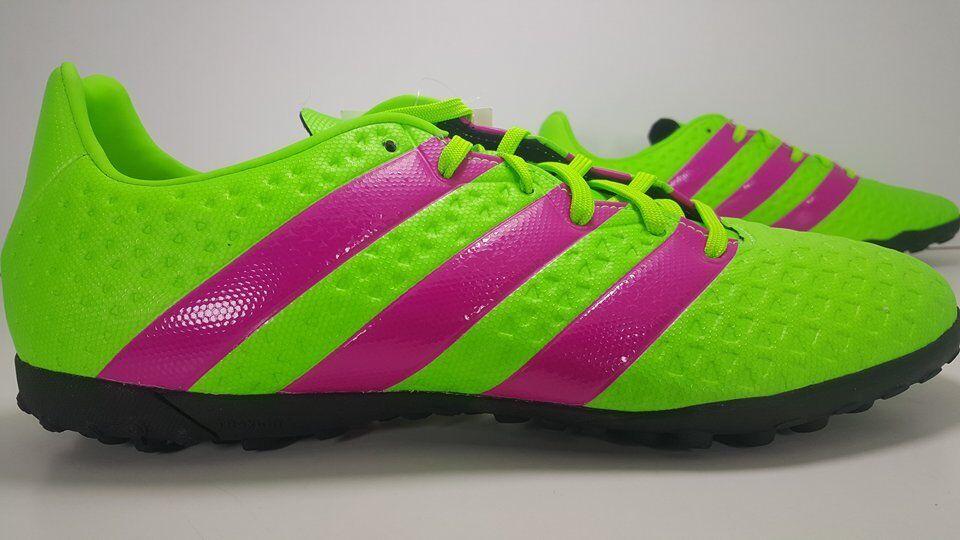 Zapatos n.40 2 / 3 Adidas da ACE 16,4 TF Zapatos da Adidas calcetto Art af5057 liquidación de temporada de08a0