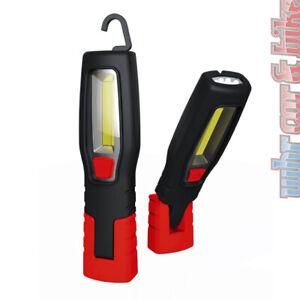 HP-COB-LED-Akku-Arbeitsleuchte-Werkstattlampe-mit-Magnethalter-schwenkbar
