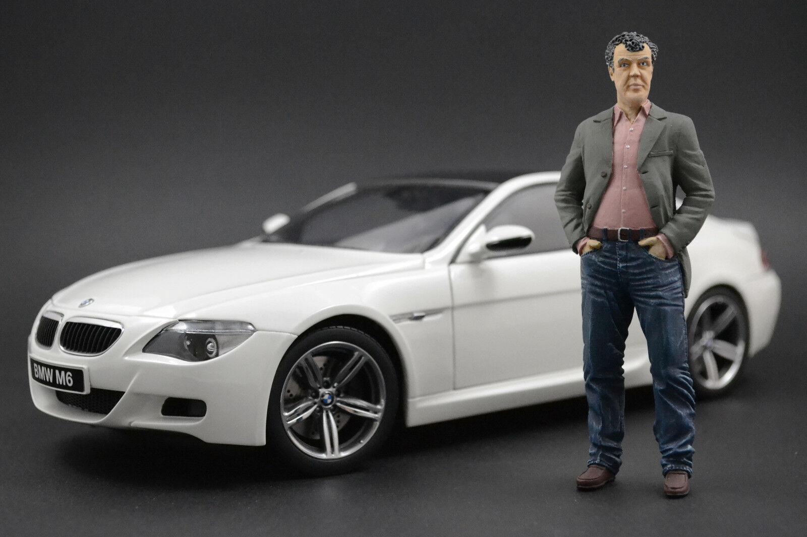 Jeremy Clarkson personaje para 1 18 mercedes clk 63 AMG Otto