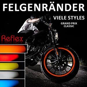 Felgenrandaufkleber 700602 Classic-Style Reflex Orange für 16'' 17'' 18'' Zoll - Halle, Deutschland - Felgenrandaufkleber 700602 Classic-Style Reflex Orange für 16'' 17'' 18'' Zoll - Halle, Deutschland