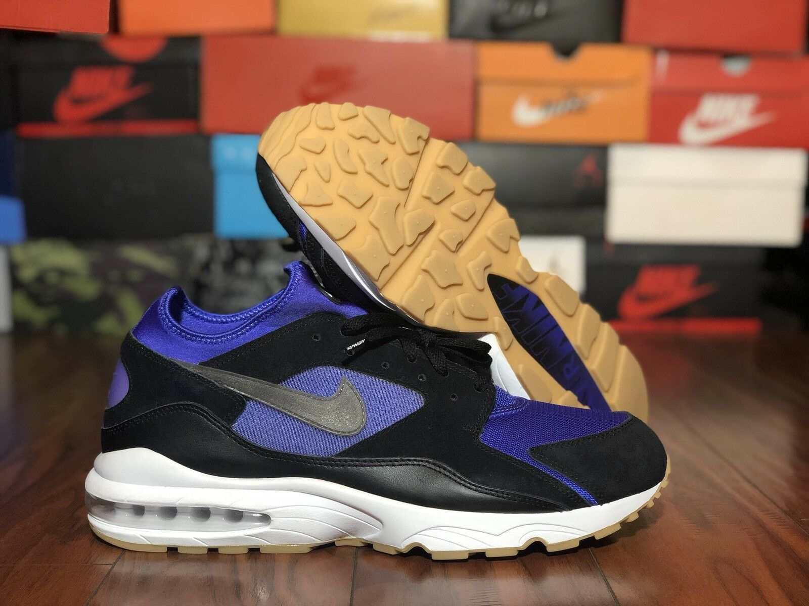 "Nike Air Day Max 93 93 93 iD "" Air Max Day Air 3.26 "" Talla 13  AR5336 993 c4a030"