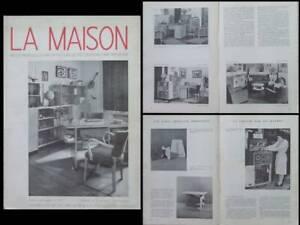 Alerte La Maison N°5 1947 Emce, Anatole Van Der Berghe, Dan Cooper, Butterfly Table Par Processus Scientifique