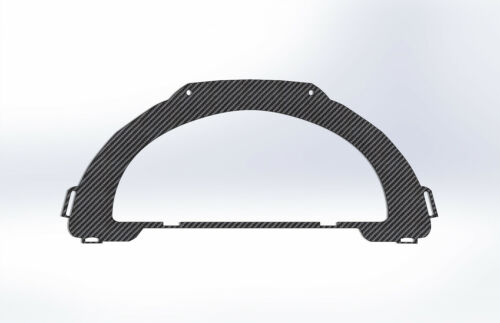 ABS S2K AP1 AP2 Cluster Swap Conversion Bezel fits Acura for RSX