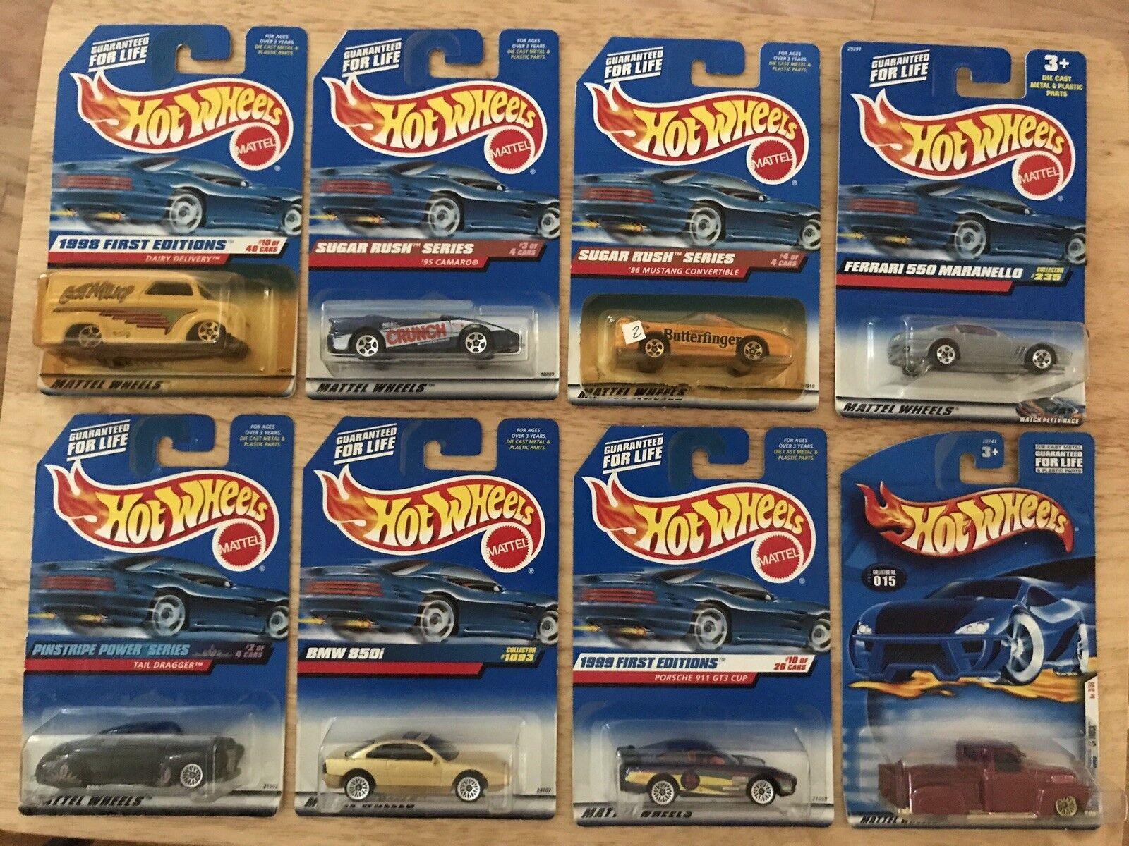 Classic Hot Wheels - Lot of 20