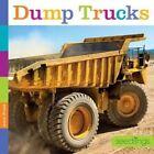 Dump Trucks by Aaron Frisch (Paperback / softback, 2014)