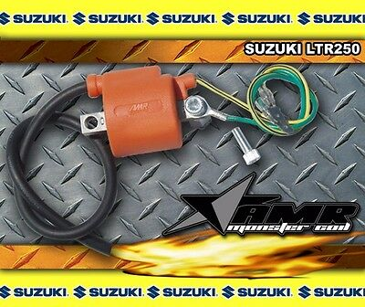 High Performance Ignition Coil For Suzuki LT250R Quadracer250 ATV 1986-1992