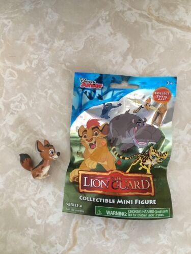 Lion King Guard Blind Bag Figure Toy DOGO SEALED Series 3 RARE UNOPENED!!