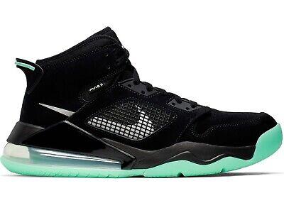 Jordan Mars 270 Nike Air Max Son Black