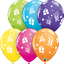 6-x-11-034-Printed-Qualatex-Latex-Balloons-Assorted-Colours-Children-Birthday-Party thumbnail 111