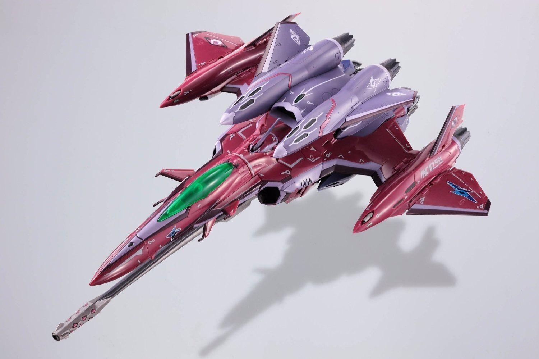 DX CHOGOKIN CHOGOKIN CHOGOKIN Macross F VF-27 LUCIFER SUPER PARTS Set Action Figure BANDAI Japan 61d5d3