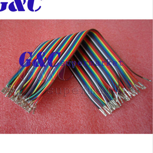 Arduino Shield 40pcs 20cm 2.54mm  Dupont cables GOOD QUALITY