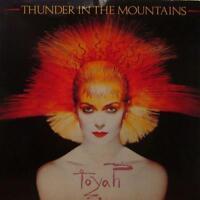 "Toyah(7"" Vinyl P/S)Thunder In The Mountains-Safari-SAFE 38-UK-Ex-/Ex"