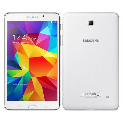 Samsung Galaxy Tab 4 SM-T335 16GB, Wi-Fi + 4G (Vodafone), 8in - White