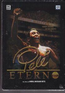 Pele-Eterno-Dvd-Nuovo-Sigillato-Documentario-Del-Grande-Campione-Di-Calcio