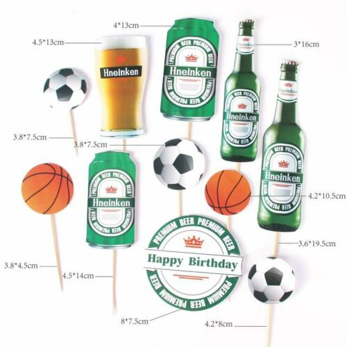 BARCELONA Messi Football Soccer Game Birthday Party Supplies Decoration Barca UK