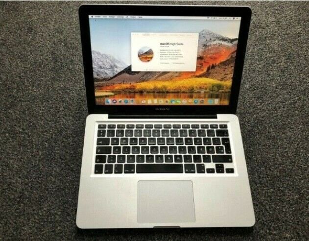 MacBook Pro, Late 2011, Core i5 2.4GHz GHz, 16 GB ram, 500…