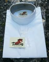 Pale Horse Designs Girls 4 Classic White Long Sleeve Ratcatcher Show Shirt