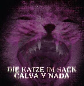 CALVA-Y-NADA-Die-Katze-im-Sack-amp-Live-2CD-2015-LTD-200