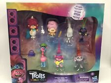 NEW Hasbro DreamWorks Trolls World Tour Ultimate Remix Pack 7 Toy Figures