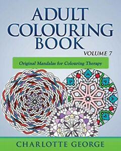 Adult-Colouring-Book-Volume-7-Original-Mandalas-for-Colouring-Therapy