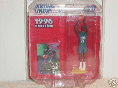 gran venta SLU 1996 Kevin Garnett Garnett Garnett De Novato Figura w rc MIP  barato en alta calidad