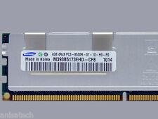 24 GB 6 x4GB PC3-8500R DDR3 1066 MHz ECC registrada QUAD RANK Dell Poweredge T310