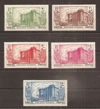 TIMBRE ASIA KOUANG TCHEOU N°120/124 NEUF* MH SUPERBE CHINE CHINA ¤¤¤ VIETNAM