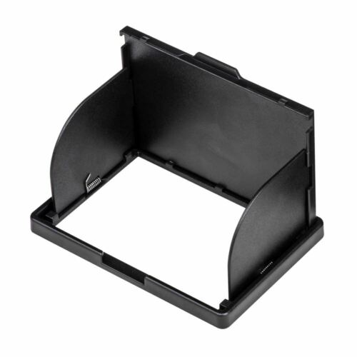 RX100 RX10 GGS SS-S1 LCD Sombrilla Capucha Con Marco De Montaje Para Sony A7 Mk3 A9