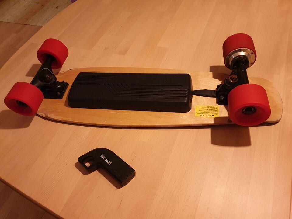 El-skateboard, MCU-Sport, str. 70x20x14