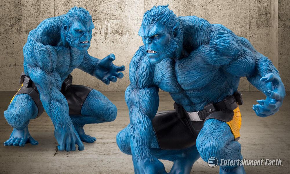 Marvel Now  Xessi Estatua PVC ARTFX 110 Beast  STOCK  kotobukiya