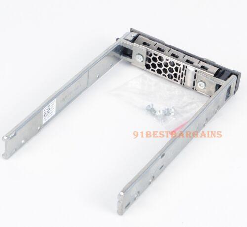 """New Dell 2.5/"""" 8FKXC G176J SAS Tray Caddy R730 R630 R730xd MD1420 US-SameDayShip"""