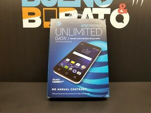 Details about NEW Alcatel CameoX 5044R AT&T 4G LTE Smartphone 16GB sealed  w/ all accessories!