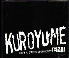 Kuroyume - KUROYUME EMI 1994-1998 BEST or WORST - Japan 2 CD - J-POP
