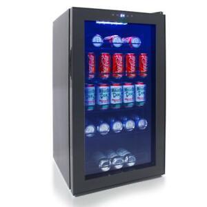 NutriChef-Compact-Beverage-Fridge-Cooler-Can-Beverage-Chiller-Refrigerator-13