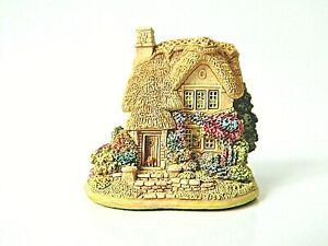 Lilliput-Lane-Silver-Bells-Cottage-Collectable-Vintage-Ornament-With-Deeds