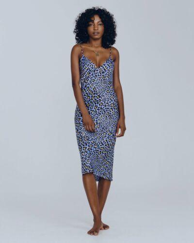 Olivia Von Halle Issa Hedonist Dress - Small / 1