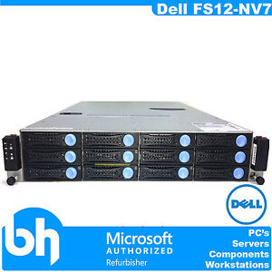 Dell-FS12-NV7-Cloud-Serveur-2x-Quad-Core-2-1-GHz-Stockage-32GB-RAM-VMWare-4-TO