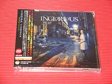 2017 JAPAN INGLORIOUS Inglorious II with Bonus Track  CD + DVD