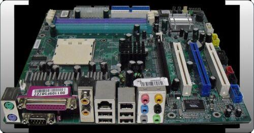 1 von 1 - MEDION MS-7124 AMD SOCKEL 939 + 3000+ AMD ATHLON 64 PROZESSORmATX TOP